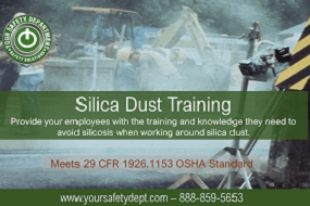 Silica TrainingC2